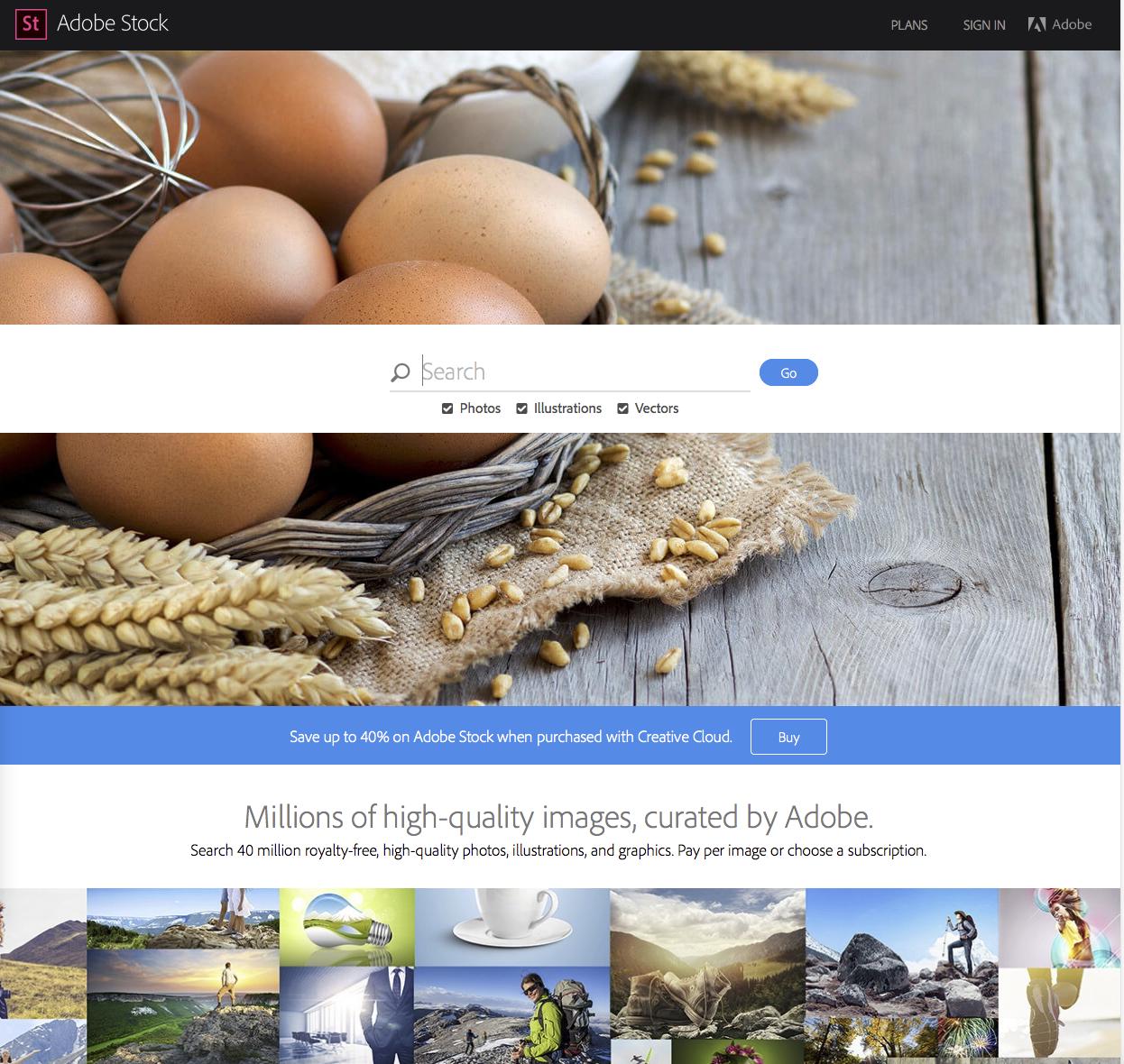 Adobe stockphoto 2015